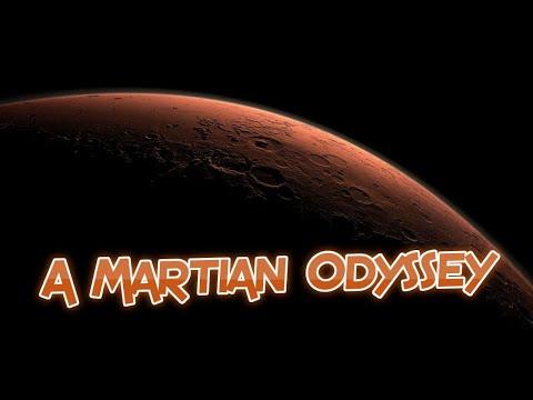 A MARTIAN ODYSSEY, STANLEY G. WEINBAUM - AUDIOBOOK - NARRATOR, MICHAEL ROSS