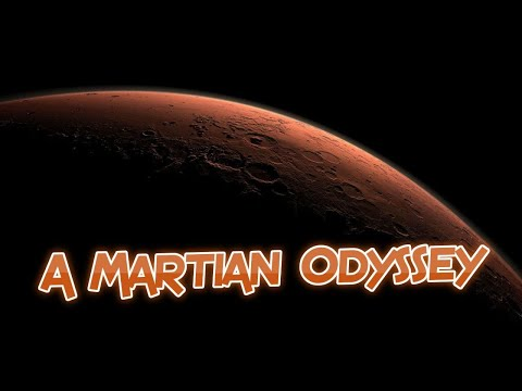 A Martian Odyssey by Stanley G. Weinbaum | Narrated by Michael Ross
