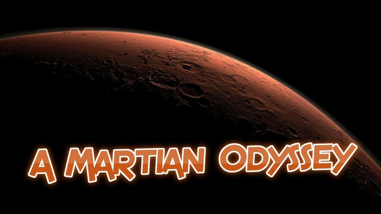 Image result for martian odyssey 'weinbaum  radio