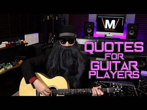 Quotes For Guitar Players