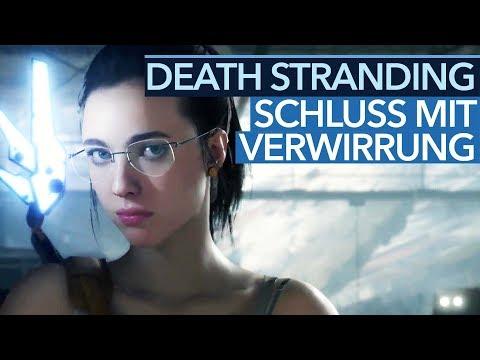 Die Story von Death Stranding erklärt