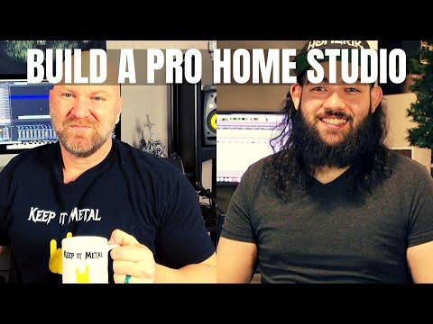 PRO HOME RECORDING STUDIO SETUP GUIDE With Ken Candelas