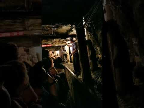 Exhibition Coal Mine Tour 06-16-2018 With Parker