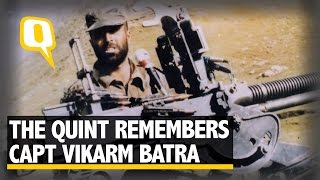 Video The Quint: Captain Batra, The 'Sher Shah' Pak Army Feared During Kargil War download MP3, 3GP, MP4, WEBM, AVI, FLV Mei 2018