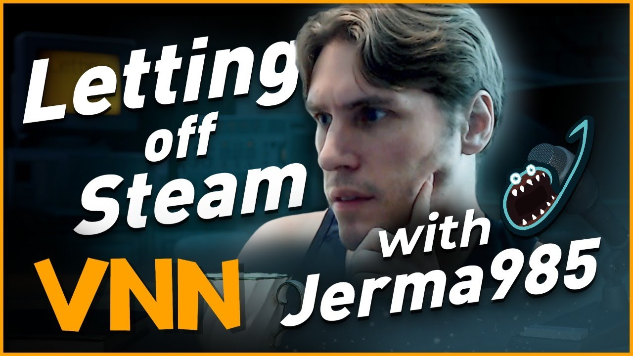 An Interview w/Jerma985 - Letting off Steam