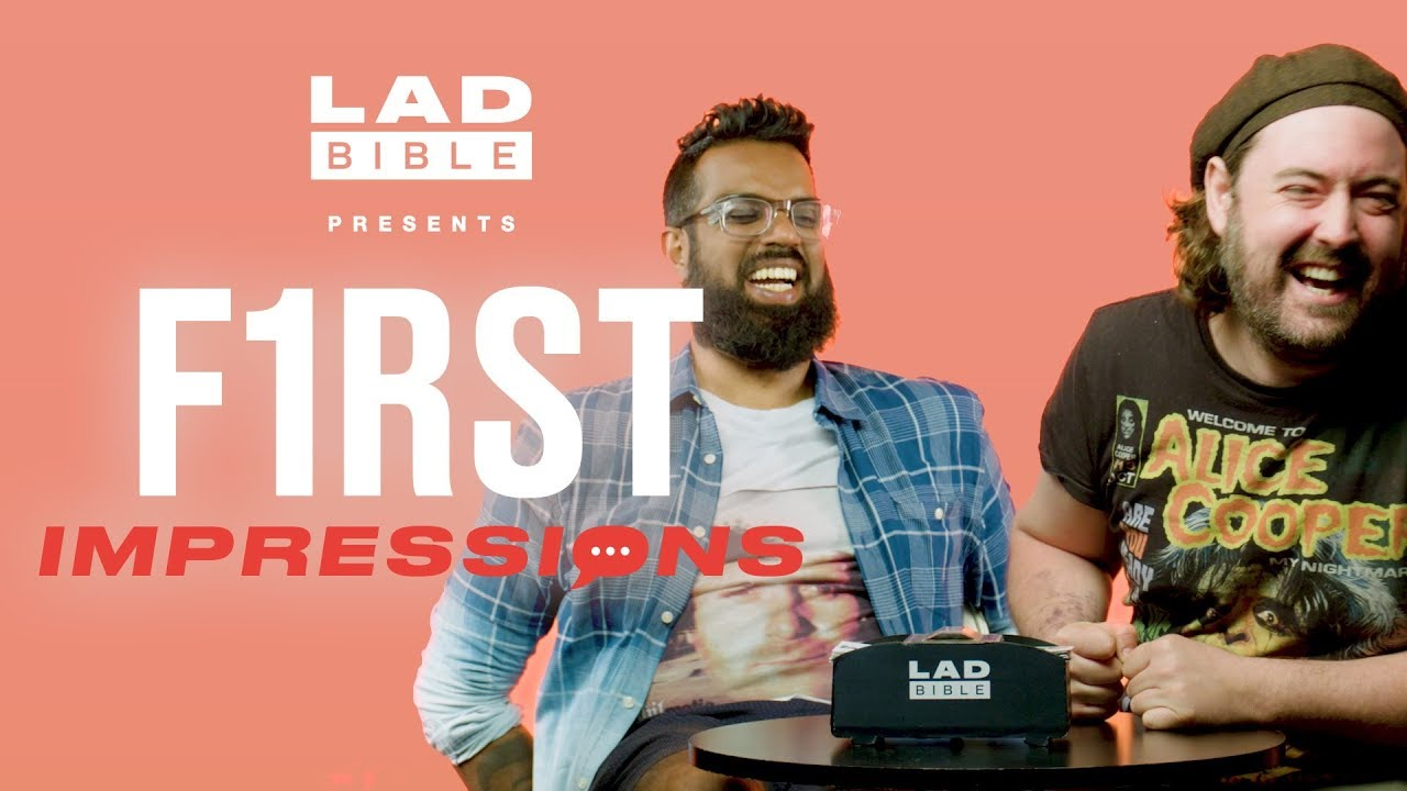Romesh Ranganathan's impression of Miley Cyrus is amazing | First Impressions