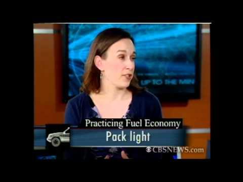 Practicing fuel economy