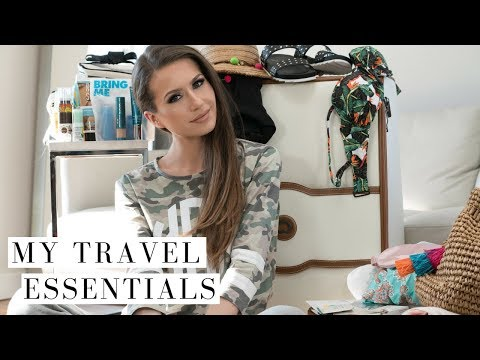 Packing For My Trip to Malaysia | My Travel Beauty and Fashion Essentials