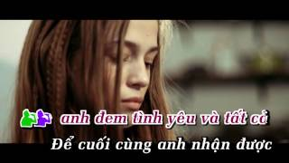 The Men - Mất Em Anh Có Buồn (Version 2) (Official Karaoke)