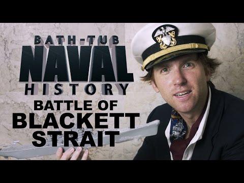 Bath Tub Naval History - Blackett Strait