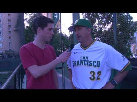 Baseball | USF vs San Diego Post Game Interview