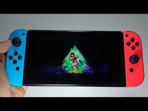 RAD Nintendo Switch handheld gameplay