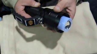 Светодиодный Фонарь Т 2 10000W.Выставка ''Охота Рыбалка''