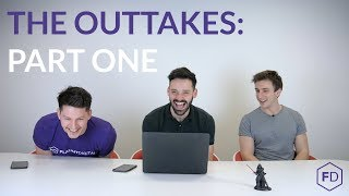 The Outtakes: Part One | Flaunt Digital