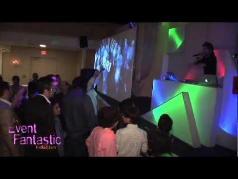 Bar Mitzvah Boy Stage Dive