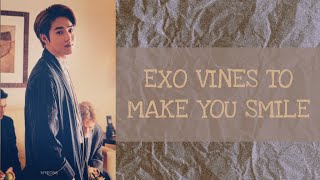 EXO vines to make you smile pt.84