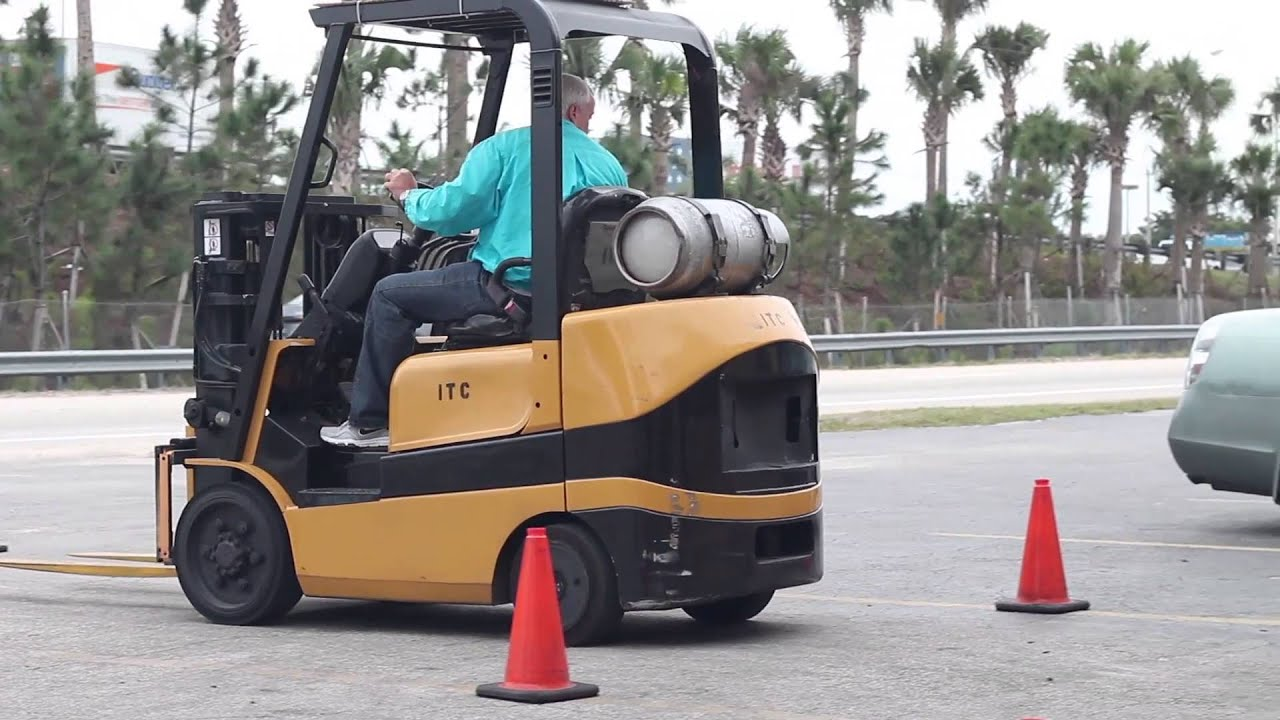 Itc Forklift Certification Youtube