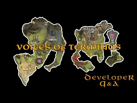 Pantheon Rise of The Fallen Voices of Terminus Show #123 DEV Q&A w/ Joppa & Istuulamae
