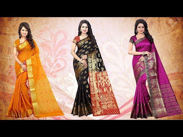 The Crazy Cravings For Kanchi Silk Sarees In Never Ending