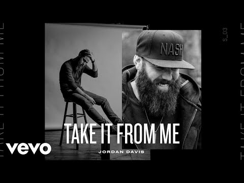 Jordan Davis - Take It From Me (Audio)