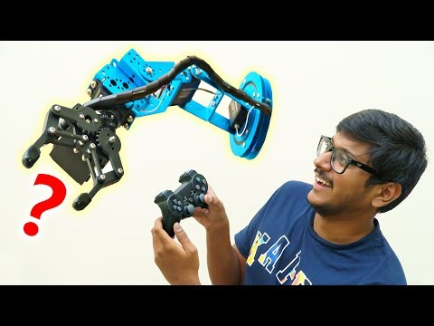 i-made-a-robotic-arm-at-home...🔥🔥