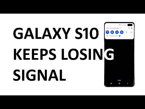 Samsung Galaxy S10 Keeps Losing Signal. Here's How To Fix It…