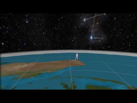 You can't See the Southern Cross Twice on a Flat Earth - Lord Steven Christ's Concave Earth thumbnail