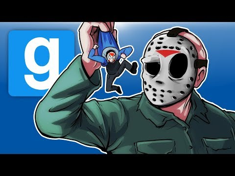Gmod Ep. 63 GUESS WHO!  Friday 13th Edition! Garry's Mod Funny Moments