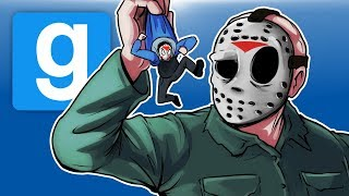 Gmod Ep. 63 GUESS WHO! - Friday 13th Edition! (Garry's Mod Funny Moments)