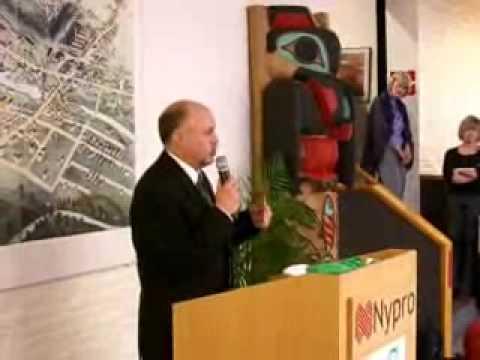 Nypro-Clinton Robotics Team Celebrates 18 Years