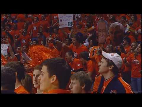 Illinois Men's Basketball ESPN Game Day Comes to Champaign Urbana