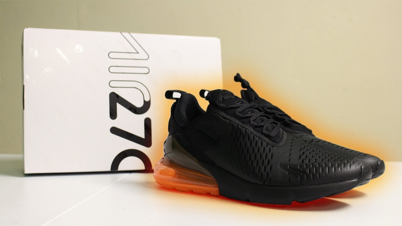 sale retailer 8c763 5b4c1 Unboxing Air Max 270