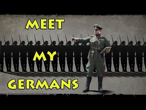 My German Army - Heroes & Generals