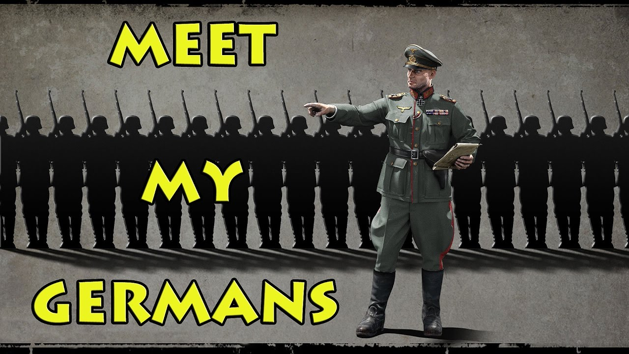 german heroes