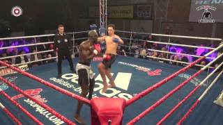 HOUSE OF PAIN 2016 - Kofi Boateng vs Hicham Aafar