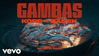 Kore, Sadek - Gambas (Clip officiel)