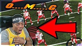 Lost My Life during the Game.... - Madden 19 Draft Champions Gameplay