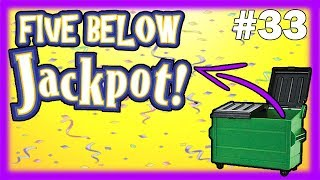 EPIC FIVE BELOW DUMPSTER DIVE! FIVE BELOW DUMPSTER DIVING JACKPOT! FIVE BELOW DUMPSTER DIVING HAUL! thumbnail