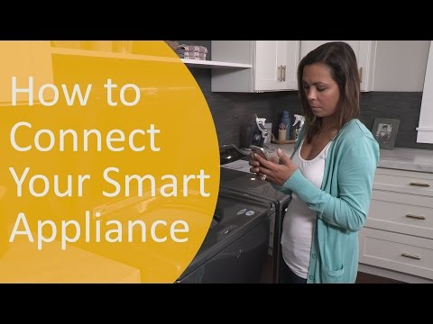 How to Connect Your Whirlpool Appliance to the Internet | Whirlpool Self Help Videos