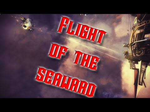 Flight of the Seaward | Guns of Icarus Online