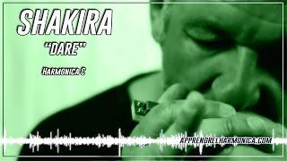 Shakira - Dare - Cover Harmonica C