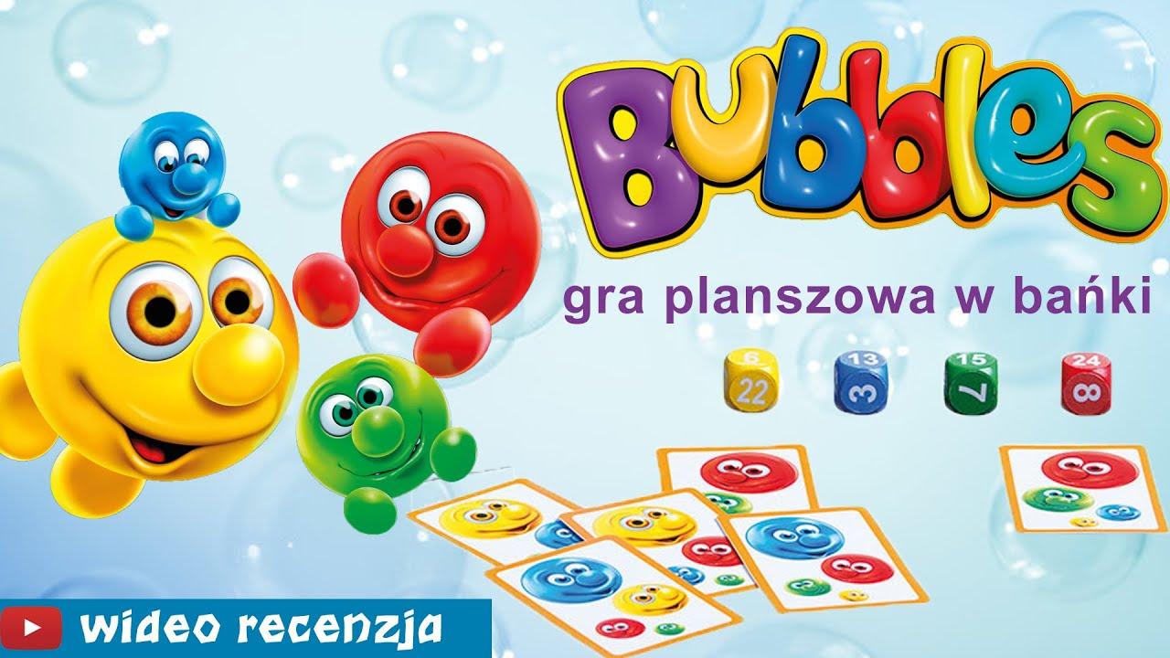 Bubbles - kolorowa gra z bąbelkami - recenzja