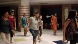 DANCING FEETS Chor Bazari, Sneha and group