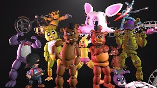 [SFM] [FNAF] Five Nights of Debauchery - Episode 1