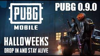PUBG MOBILE 0.9.0 Whats New !! | PUBG Telugu | PUBG Halloween Update