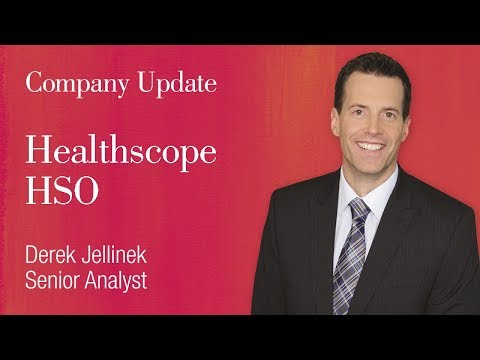 Healthscope (ASX: HSO), Derek Jellinek, Senior Analyst