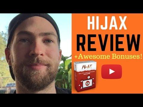 Hijax review. http://bit.ly/32idZG4