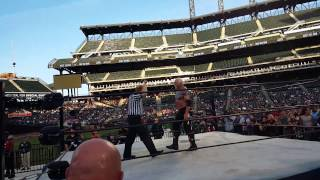 The Legends of Wrestling Scott Steiner vs RVD