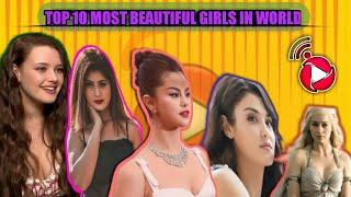 TOP 10 BEAUTIFUL GIRLS IN THE WORLD 2021/MOST BEAUTIFUL WOMENS/CUTE GIRLS