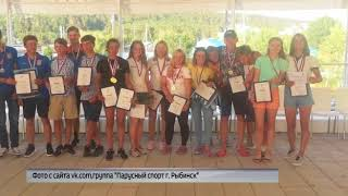 Спортсменки из Рыбинска стали призерами Чемпионата и Первенства России по парусному спорту
